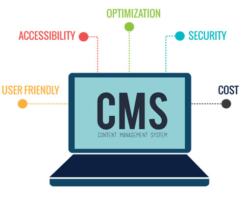 Custom CMS Web Design Development Services Ireland